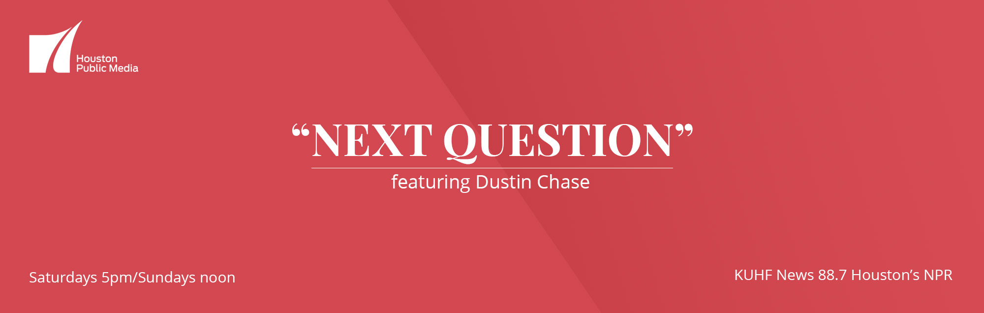 Next Question featuring Dustin Chase